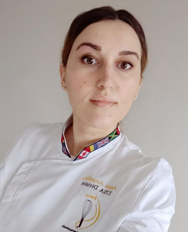 Hey guys! I decided to show my face today - for those of you that are new my name is Anna! I'm the person behind Astashkina Cakes) Since I have never done this before I thought I would tell you a  few things about me: 1. I'm a Mechanical Engineer by trade, but an artist at heart. 2. I drink a lot of water and coffee. 3. I'm a vegetarian.  4. I drive a Subaru with a manual transmission because why have two pedals if you can have three?  5. I loveeee plants and I give names to all my plants at home.  6. I am definitely a morning person.  7. I love to travel and my favorite country to visit - Portugal.  8. My favorite foods are eclairs and almond croissants (I know, it's technically a desert, but I easily could survive on sweets)  What else do you want to know? Ask me anything!  Thank you, friends! I'm so thankful for everyone's support!