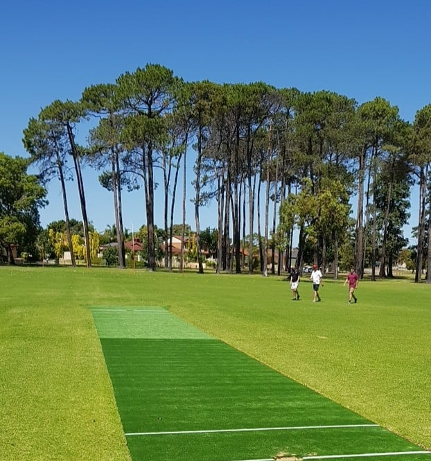Winthrop Park - Winthrop Reserve (aka Winthrop Park) is situated in the quiet suburb of Winthrop. Featuring a recently laid astro turf wicket and a much improved outfield, Winthrop is a beautiful ground to play cricket on, surrounded by tall pine trees on all sides.
