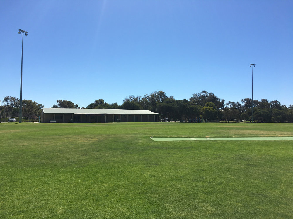 Troy Park - Set on the river in Attadale, Troy Park is often used by the lower grades at Applecross. A strong breeze keeps everyone cool on the field during the day and the shaded clubrooms ensure you're not sat out in the sun. Another brilliant place to spend your Saturday.