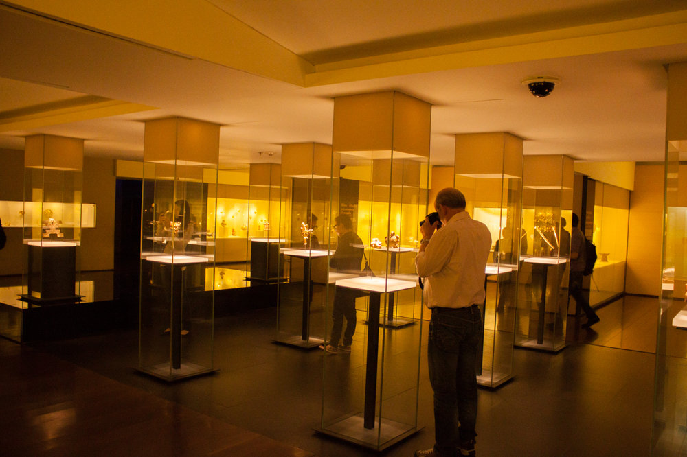 Gold museum -
