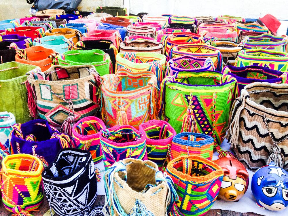 Handicrafts Shopping