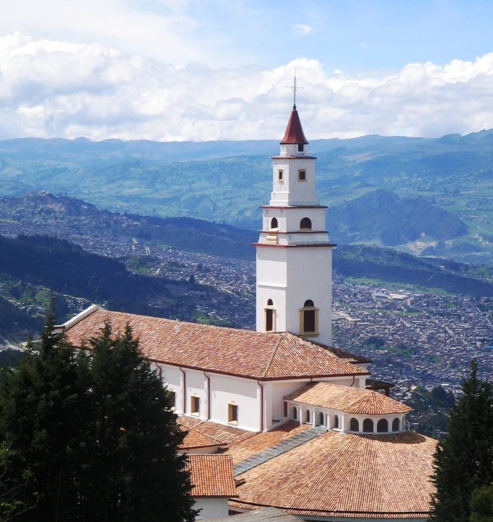 Monserrate Sanctuary (counts for 2 experiences)