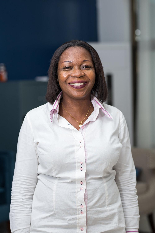 Akpene Kwashie - Administrative Assistant