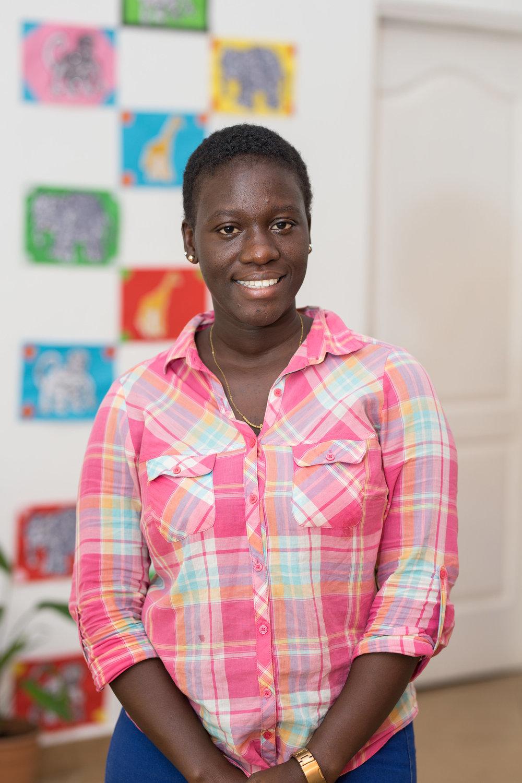 Abena Aboagye-Akyea - Assistant Teacher (Toddler 2)