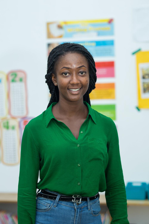 Christabel Tackie - Assistant Teacher (Preschool)