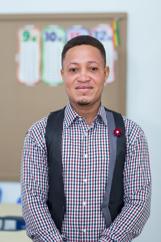 Godwin Amegashitsi - Head Chef