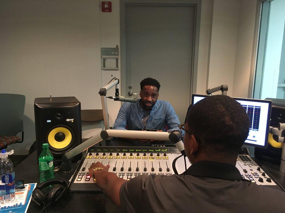 Shakka radio show in ATL