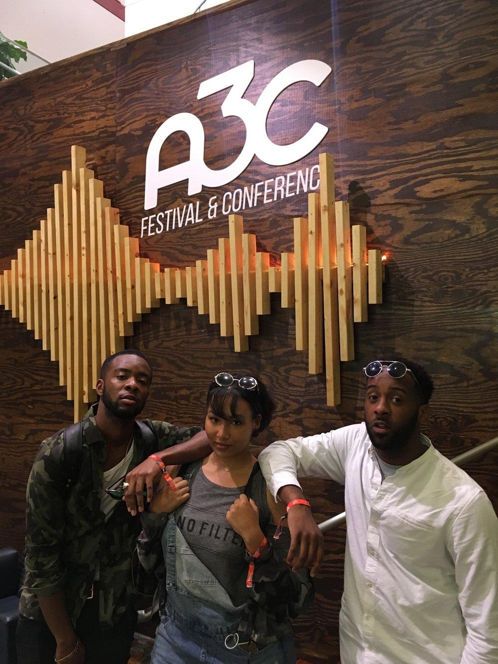 Scrufizzer, D'arcelle, Shakka @ A3C Festival, Atlanta