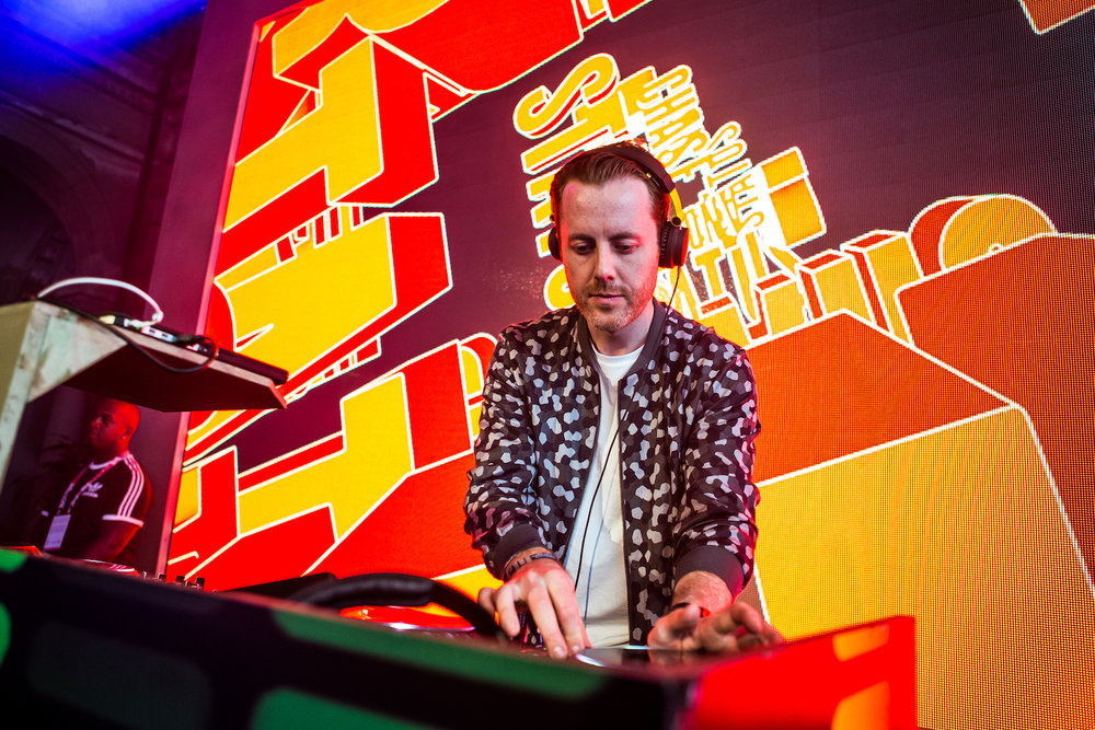 Organised Noise: Chase & Status live