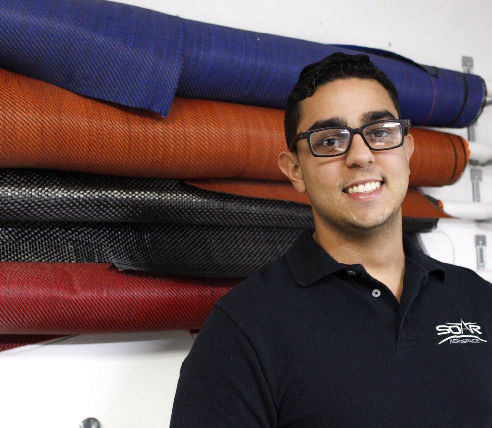 Derek Saltzman - CEO