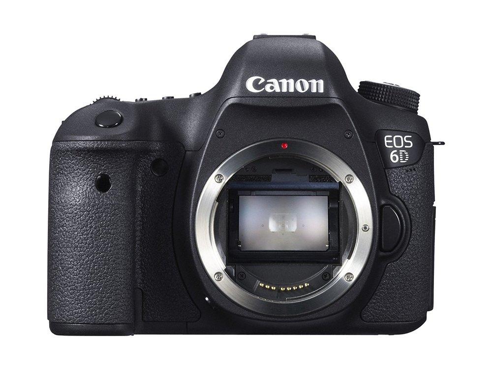 Canon EOS 6D -