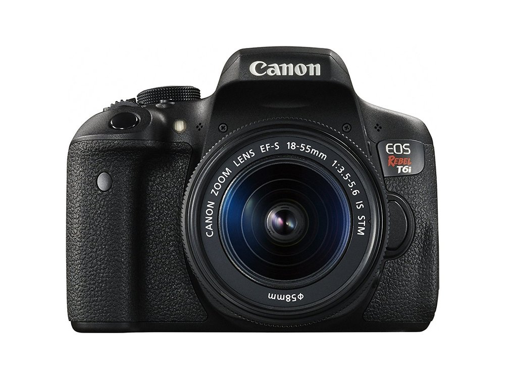 Canon Rebel t6i -