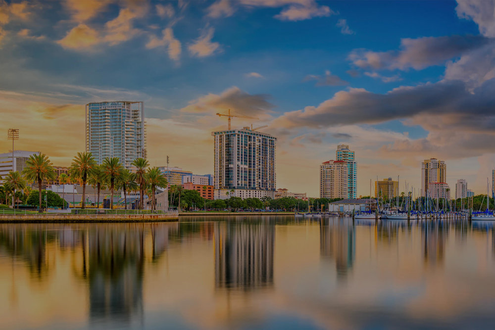St. Petersburgh - FloridaOct 22 - Nov 9, 2018