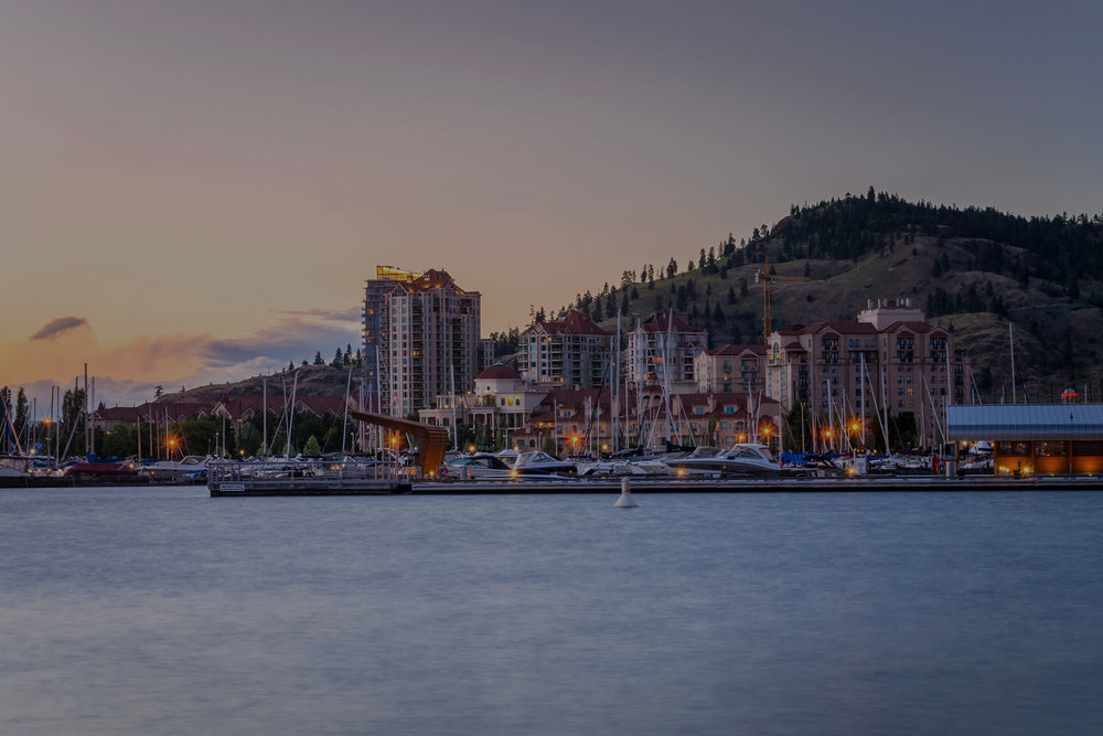 Kelowna - British ColumbiaSept 8 - 26, 2019