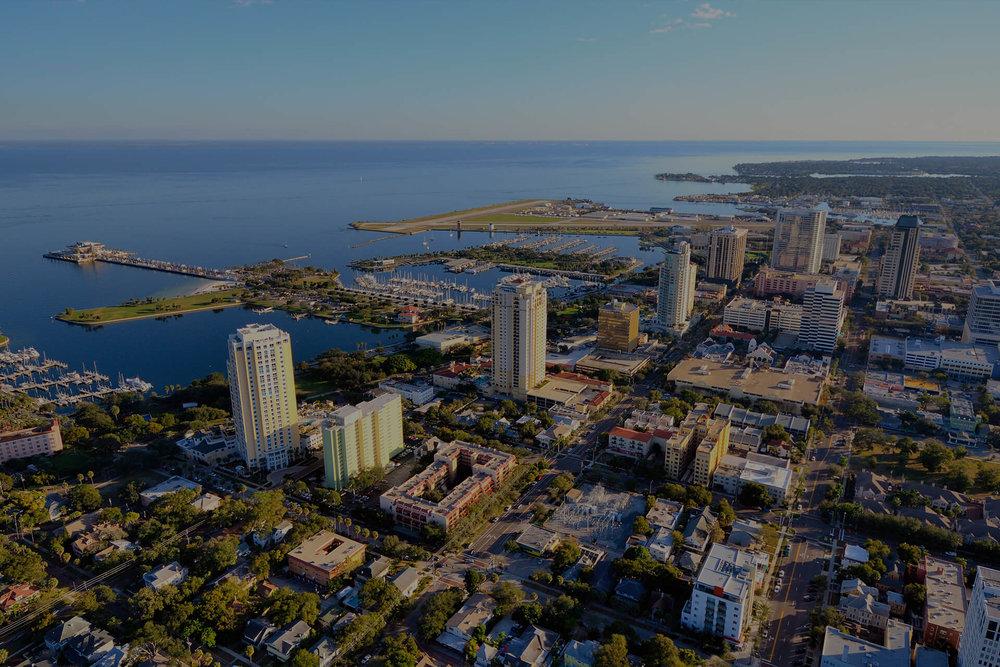 St. Petersburg - FLORIDAjune 16 - 22, 2019