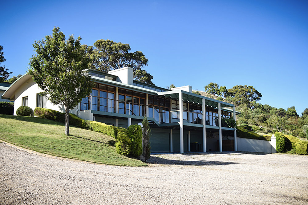 The ITIOH courses in Adelaide will be hosted at the Twin Peaks House & Cottage. - A five minute drive from UKARIA Cultural Centre up the dusty escarpment of Williams Road takes you to a place of quiet contemplation, offering clear unobstructed views that stretch as far and as wide as the eye can see. Twin Peaks – a newly refurbished house and cottage - sits aloft the Mt Barker Summit, a place where the gatherings, rituals and songs of the Peramangk people have been heard for many centuries. Nothing disturbs the tranquillity; one gets the impression it has been like this for thousands of years.Taken from www.ukaria.com/-accommodation