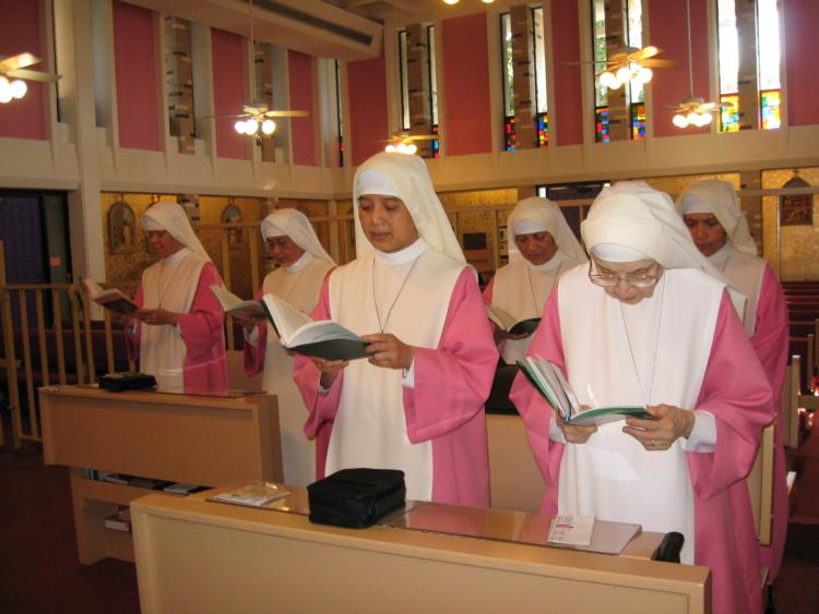 pink sisters corpus christi.JPG