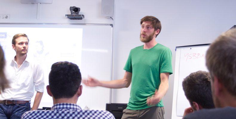 Accelerator – Entwicklung von Startups