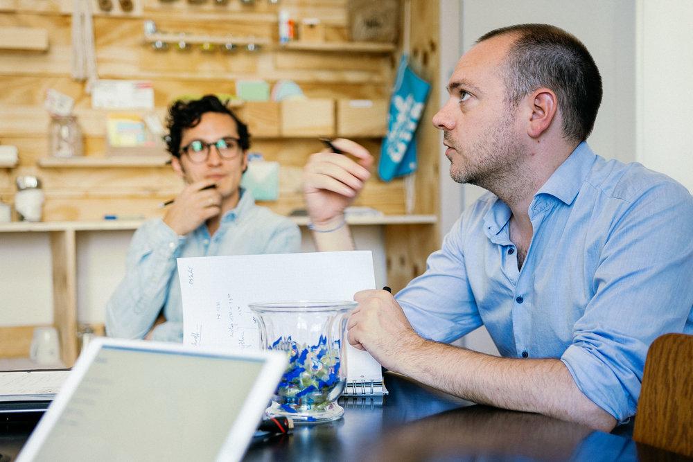Beratungs- und Organisationserfahrung