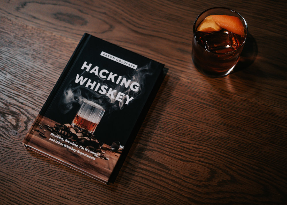 """Hacking Whiskey"" by Aaron Goldfarb"