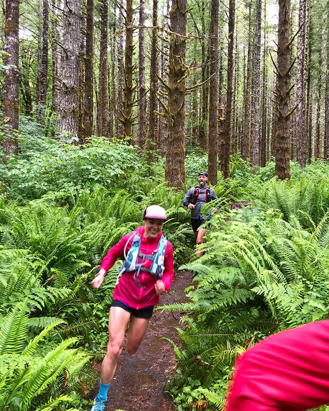 Trail running is fun. 🏃🏼♀️🏃🏼♂️🏃🏻♀️🏃🏻♂️ #whereirun  #badassfriends  #goatworthy