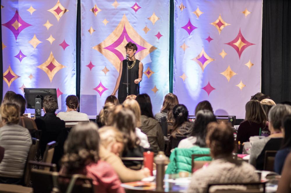 Heather Laptalo Superwoman Conference