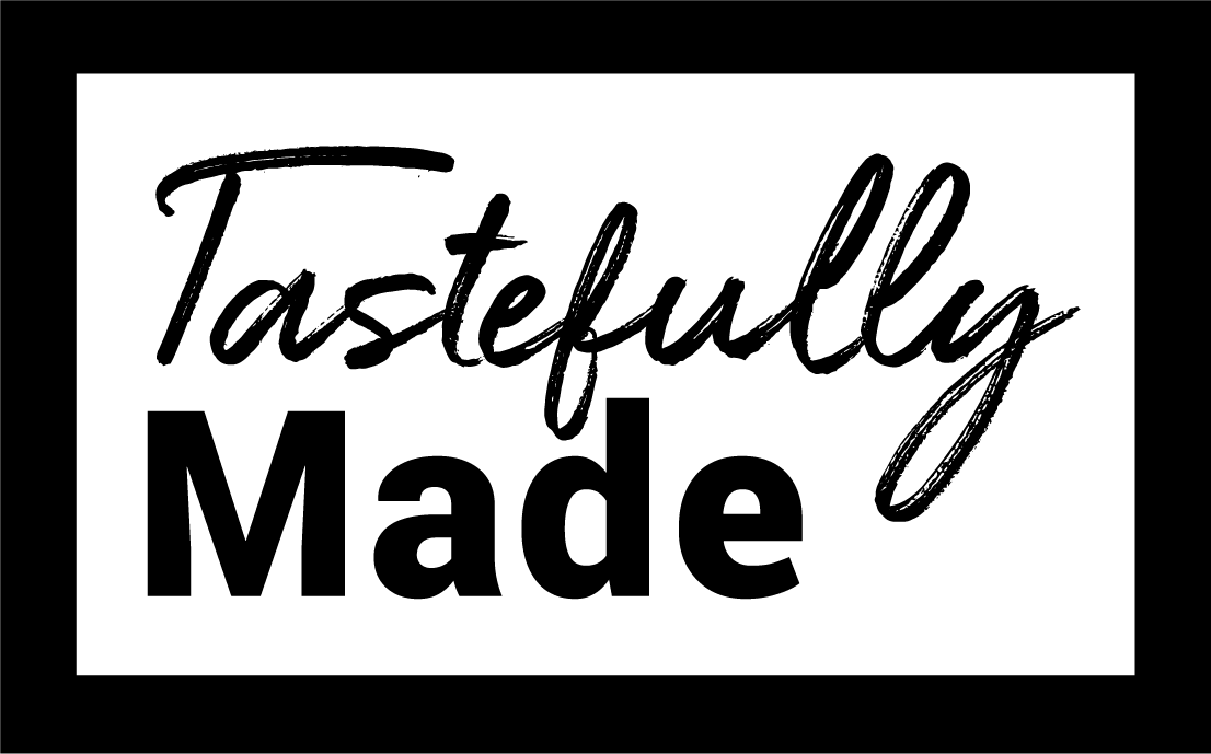 Tastefully Made | Branding and Design for Food and Beverage