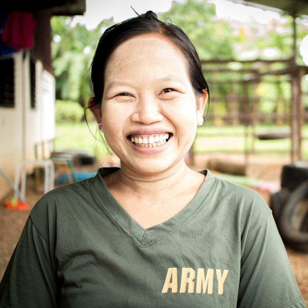 Ma Thu   Teacher, ECDC