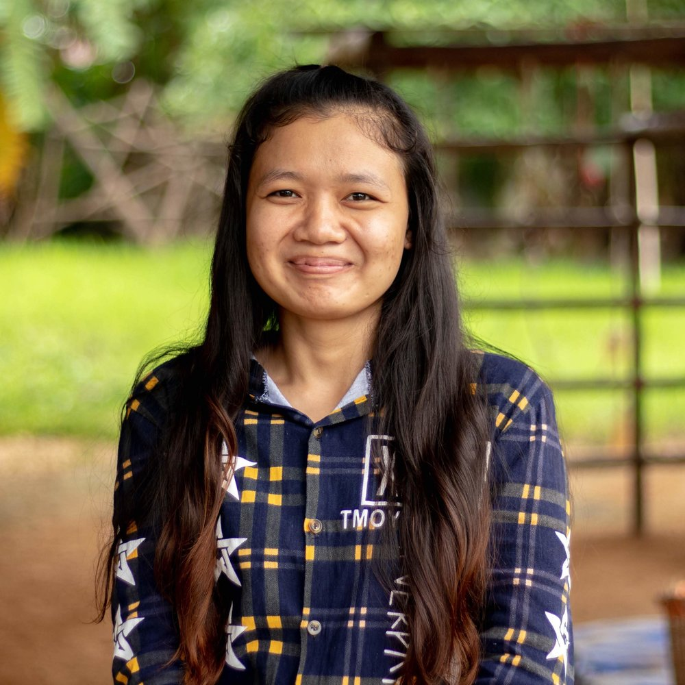 Lwe K'Paw   Hospitality Coordinator, ECDC