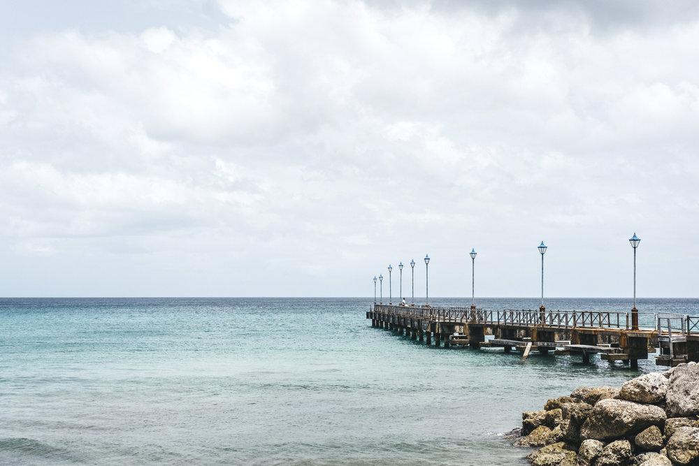 Speightstown Pier