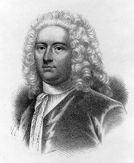 Lithograph of Sir John Yeaman