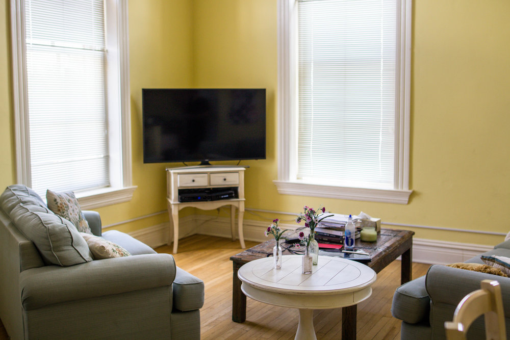 Academy lofts apartment interior
