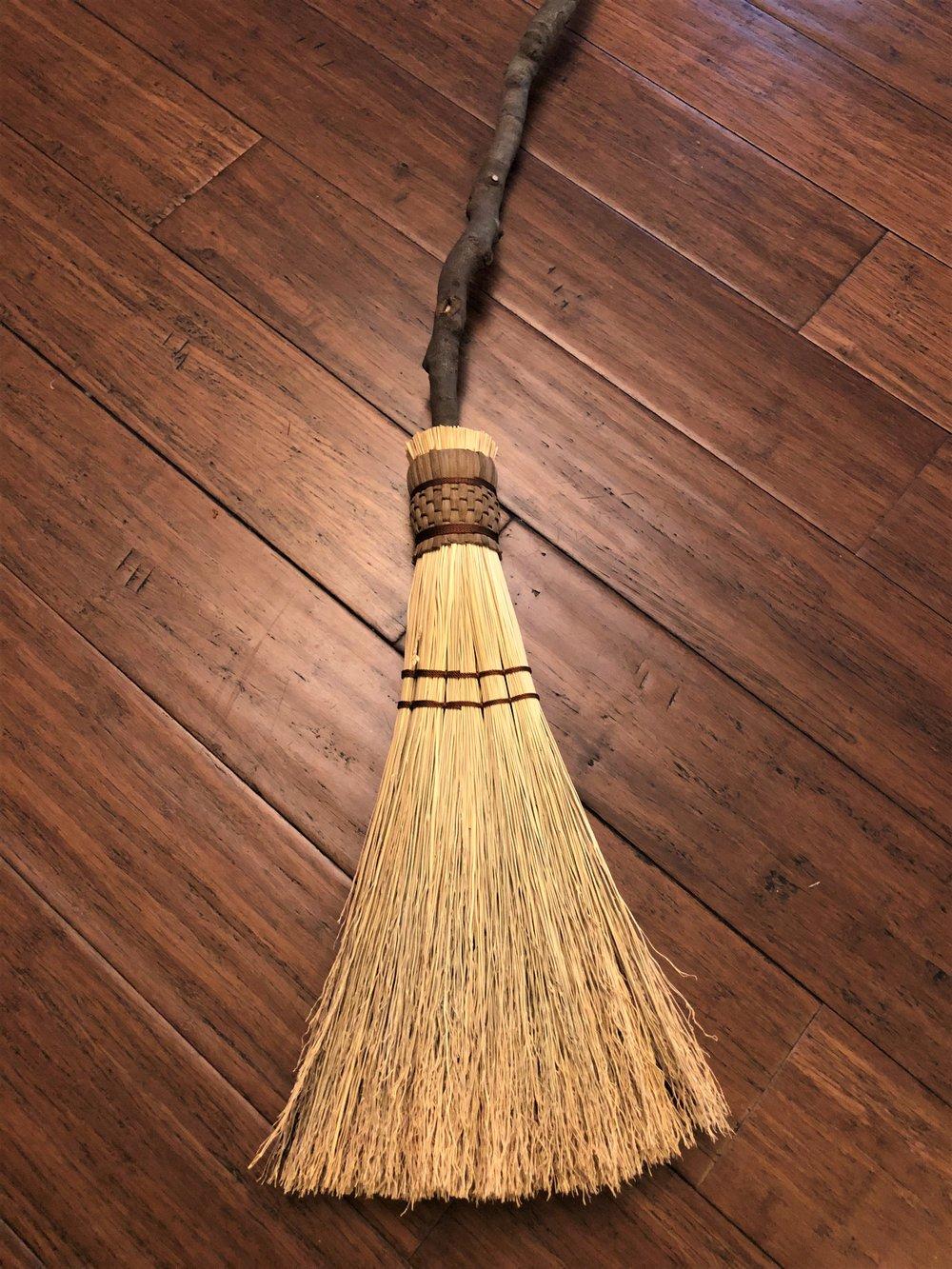 Why dream broom