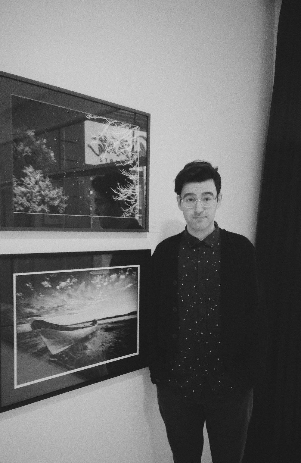 Feira Arte Foto 2018; Helena Fretta Galeria de Arte. Foto da série: 20150721; de cima.