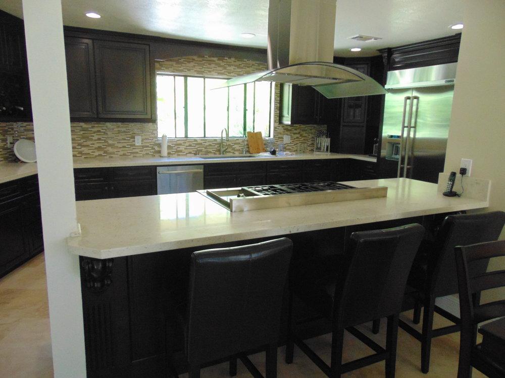 La Habra Heights Kitchen