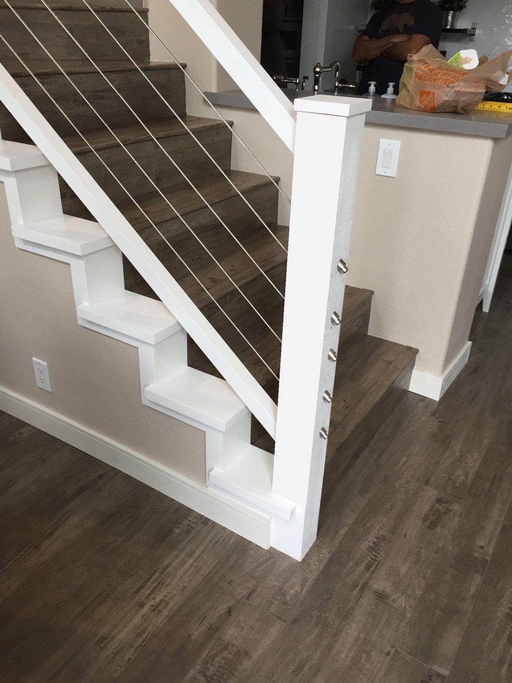 Newport Stairs