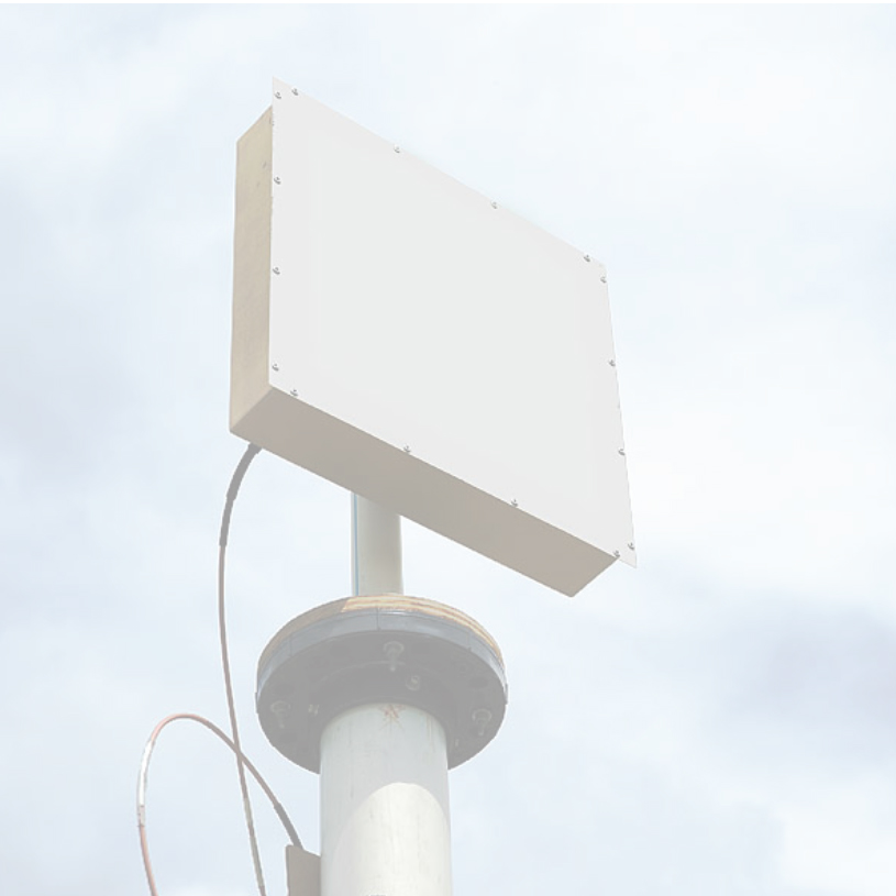 ALS-7025 - The ALS-7025 is a very wideband (700-2500 MHz), directional antenna ideal for multiple, simultaneous cellular and data service. This antenna is an ideal antenna solution for Fixed-Mobile Convergence.  It is circularly polarized with an exceptionally clean pattern and extremely low axial ratio. This design is available in other frequency ranges and configurations. It is also an ideal laboratory test antenna. (Protected by US and International Patents. Licenses available.)ALS-7025 Data Sheet 2012-0523.pdf   (792K)