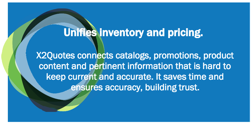 Unifies inventory and pricing.