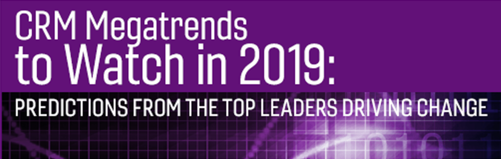 January 23, 2019 - Live Webinar with X2 Engine' David Buchanan - Hated by CRM Magazine. Listen to leaders from X2Engine, eGain and NICE speak about 2019 CRM mega-trend.