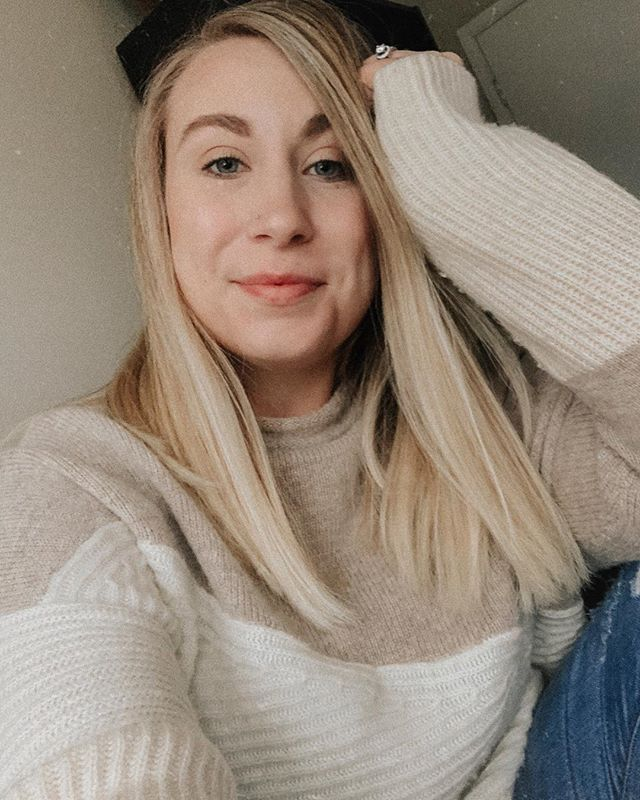 In love with this sweater weather today!