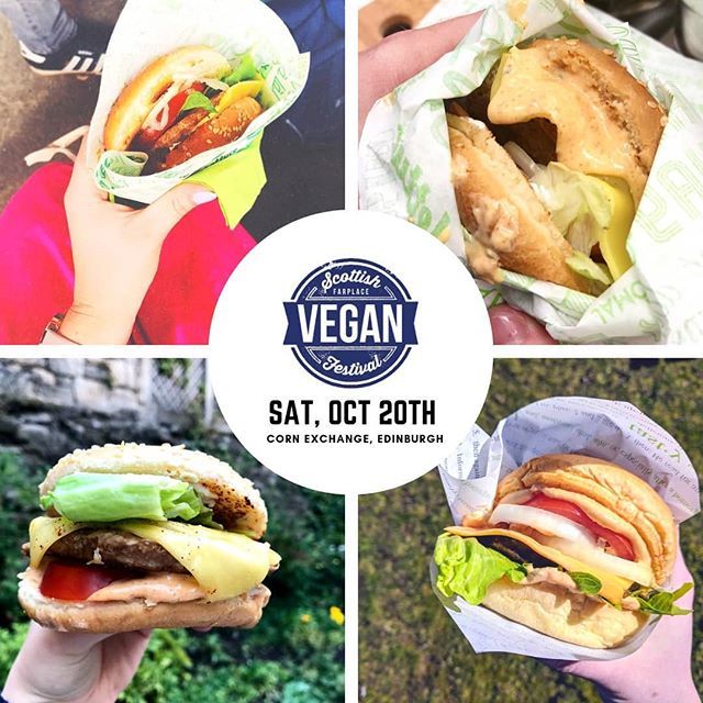 This Saturday we will be at The Scottish Vegan Festival held at the Corn Exchange serving up a selection of burgers all day! You will also be able to grab a burger on Friday and Saturday night from our usual pop up location as well as all the other items on our full menu . 🍔🍟🥤 @farplace_vegan_festivals . . . #lazylettuceburger #vegansofedinburgh #edinburghbloggers #Edinburgh #veggieburger #burgertime #foodie #burgermania #burgers #burger #veganlife #plantbased #vegansofig #veganfood #vegan #vegetarianrecipes #vegetarianfood #vegetarian