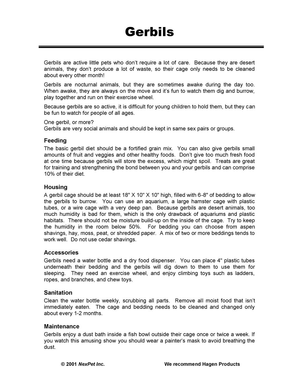 Fixed Gerbil Care Sheet pg1