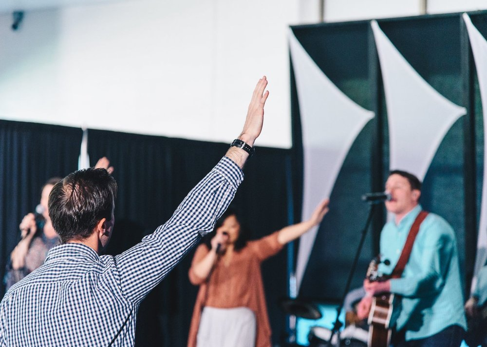 UNASHAMED ADORATION - Lifting high the name of Jesus through worship.