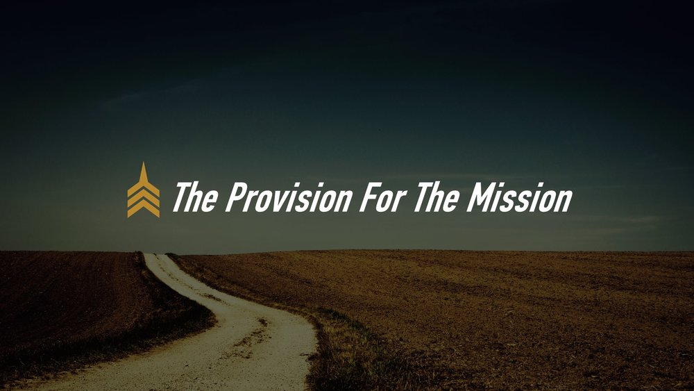 20181014 The Provision For The Mission.JPG