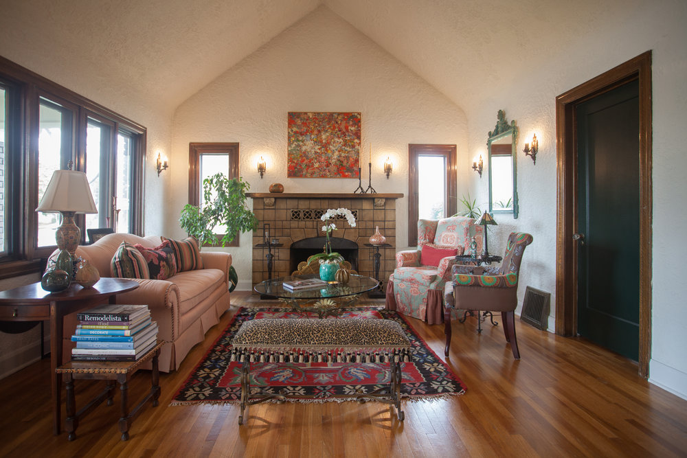 Eclectic Foothill Bungalow