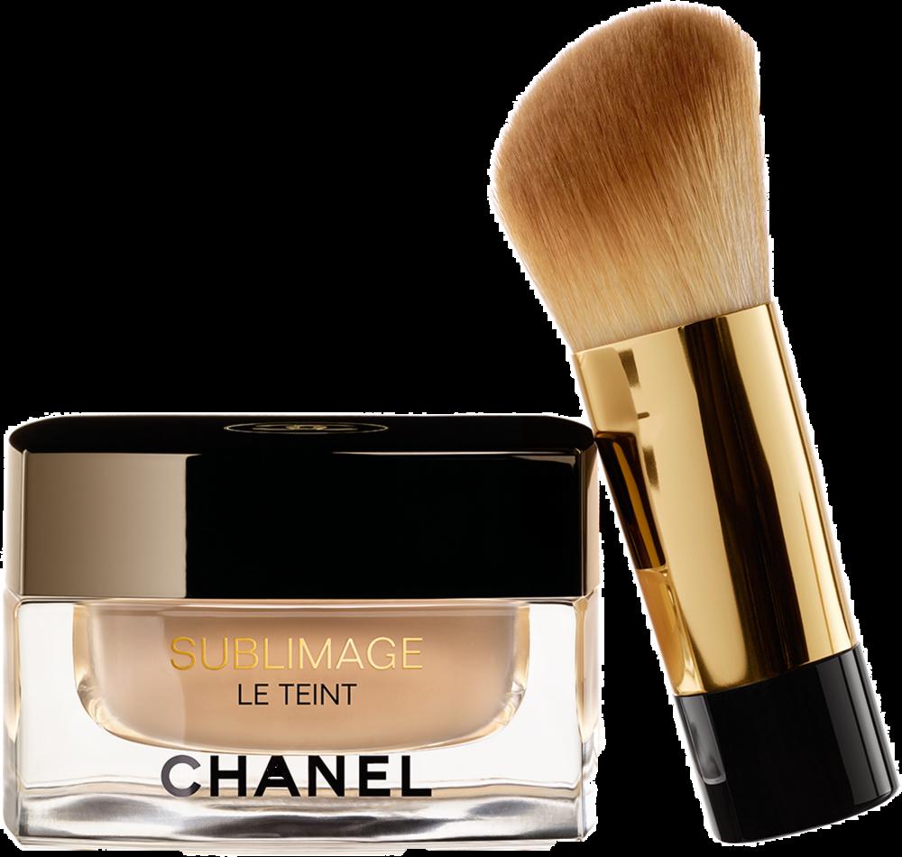 Sublimage Le Teint, Foundation &Brush