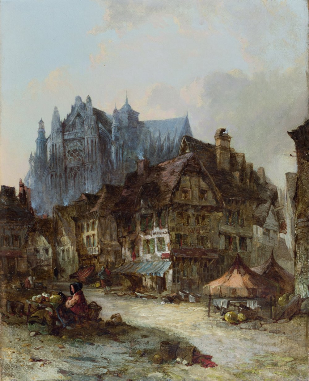 HR_CAMBRIDGE_FINE_ART_Alfred_Montague_A_Dutch_Street.JPG