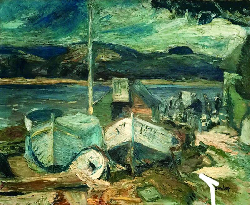 HR GRANTA FINE ART Ronald Ossory Dunlop, Irish boats CMYK.jpg