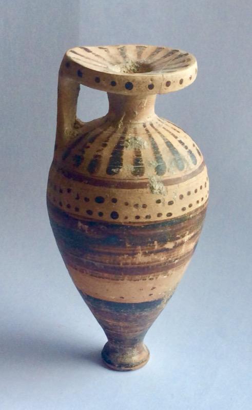 HR ODYSSEY ANTIQUITIES & COINS Ancient Greek perfumed oil bottle.jpeg