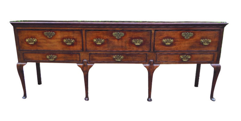LR MELODY ANTIQUES 18th century oak & mahogany Cheshire country house serving base.jpg